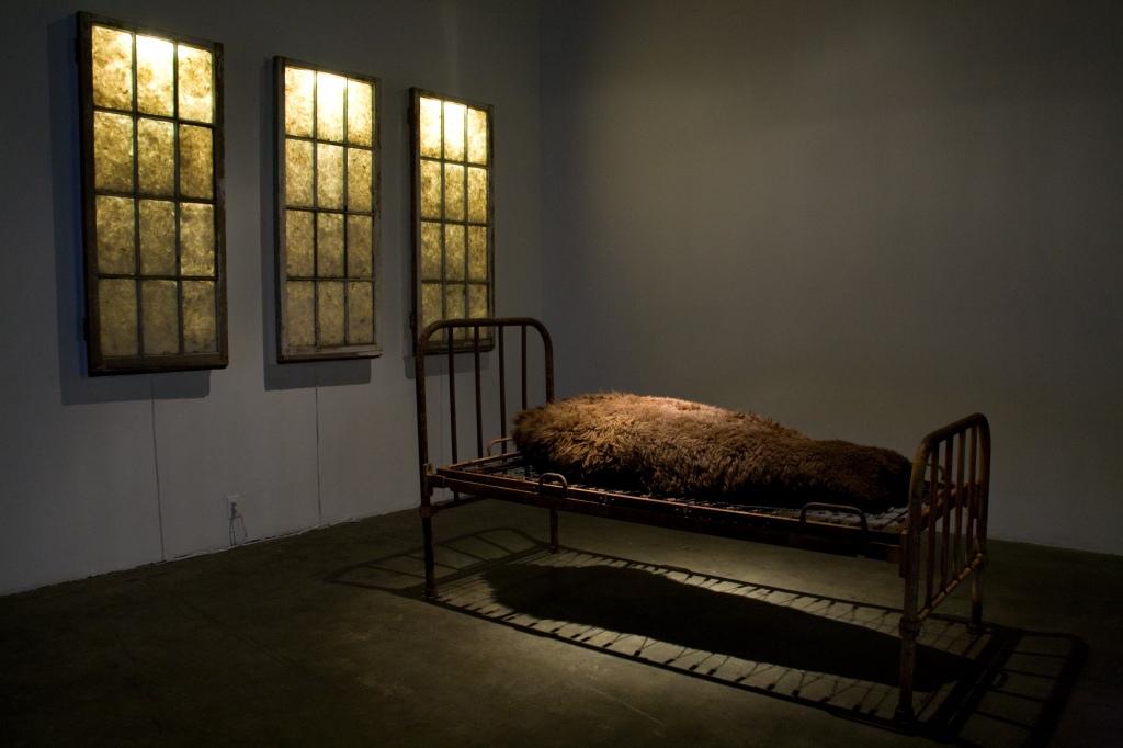 Adrian Stimson, Sick and Tired (2004) Photographer: Rebecca Rowley
